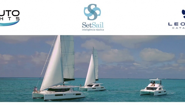 Bsouto Yachts novo SUB-AGENTE OFICIAL Leopard Catamarans / SetSail - Brasil