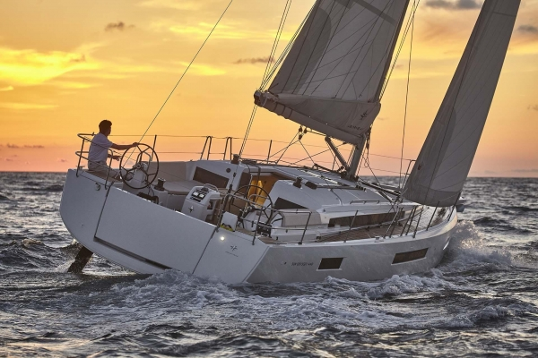 Lançamento mundial - Jeanneau Sun Odyssey 440