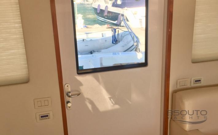 porta blindada salão